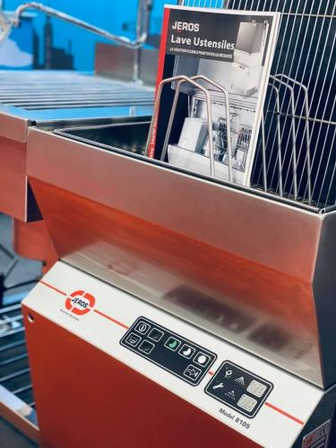JEROS équipements en laverie