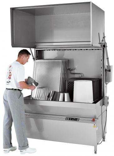 Machine de lavage industrielle à capot 8150 - 8160 JEROS AMPLUS