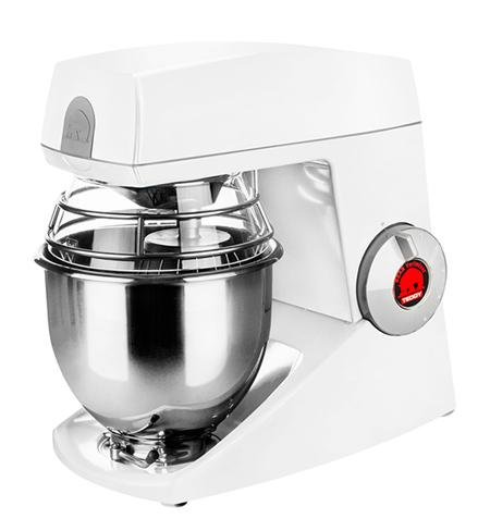 Batteur mélangeur blanc