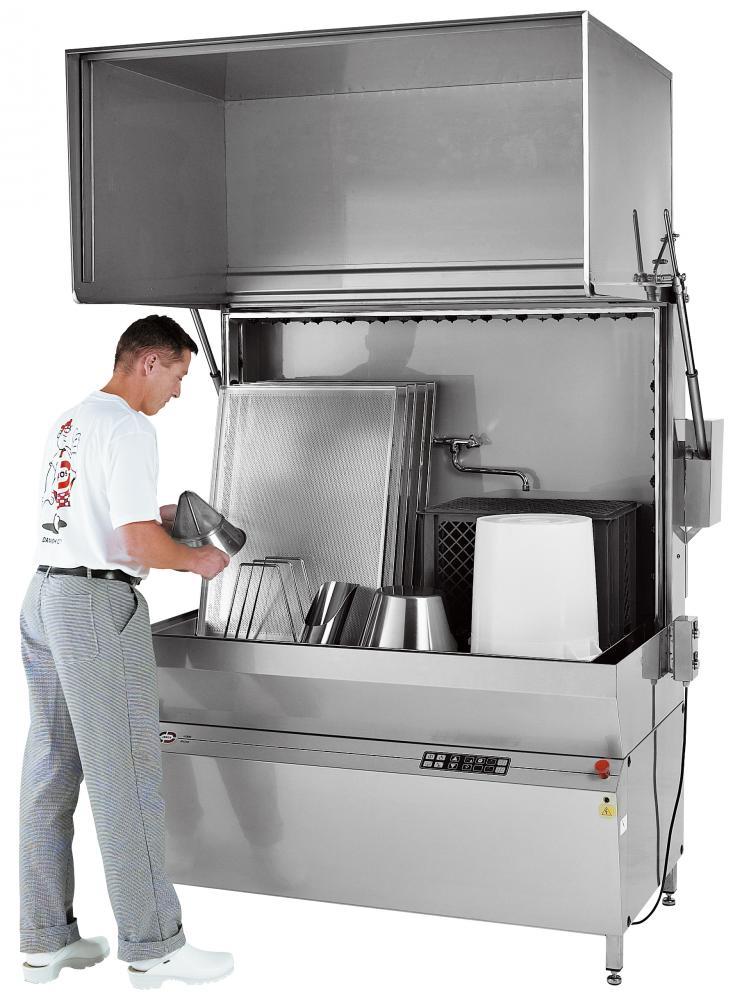 Extrêmement Machine de lavage industrielle à capot 8150 - 8160 | Amplus KQ12