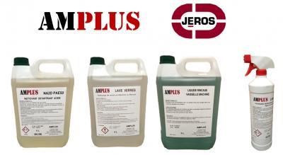 Détergent produits lessiviels lavage JEROS AMPLUS